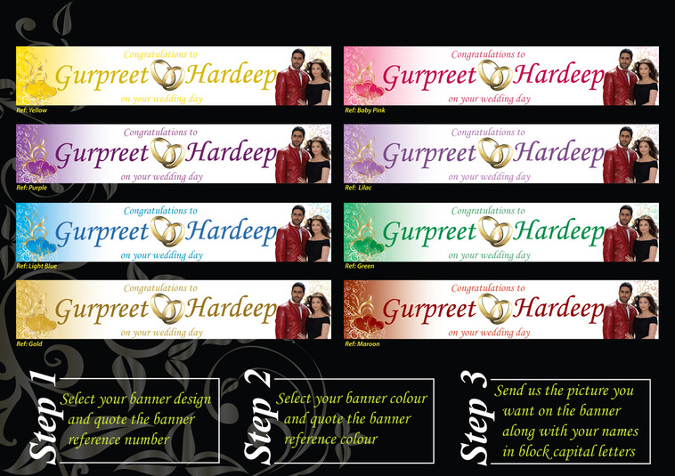 punjabi wedding banner